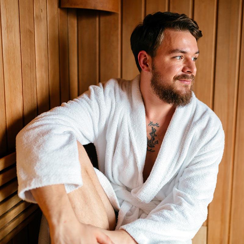 Saune e disintossicazione dalla cocaina